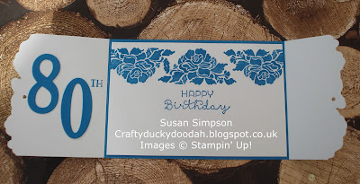 Stampin' Up! UK Independent  Demonstrator Susan Simpson, Craftyduckydoodah!, Floral Phrases, Supplies available 24/7 from my online store,