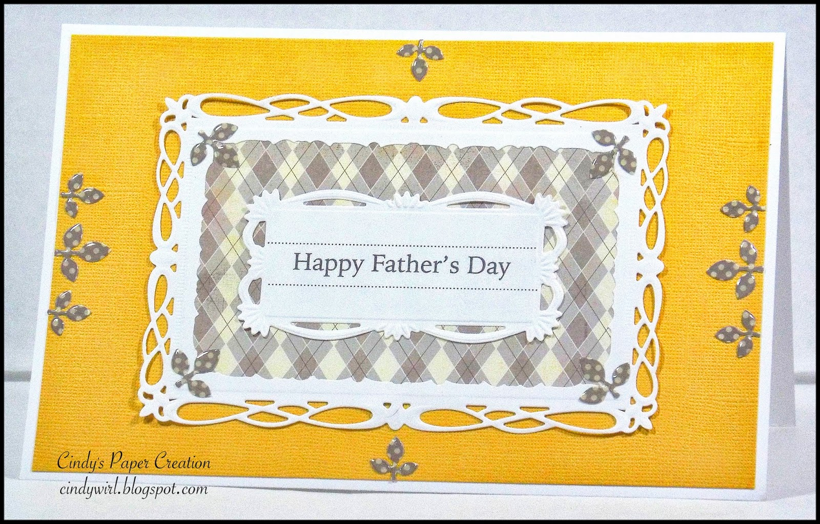 cindywirl.blogspot.com Father's Day card