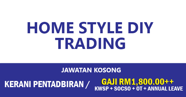 Home Style DIY Trading