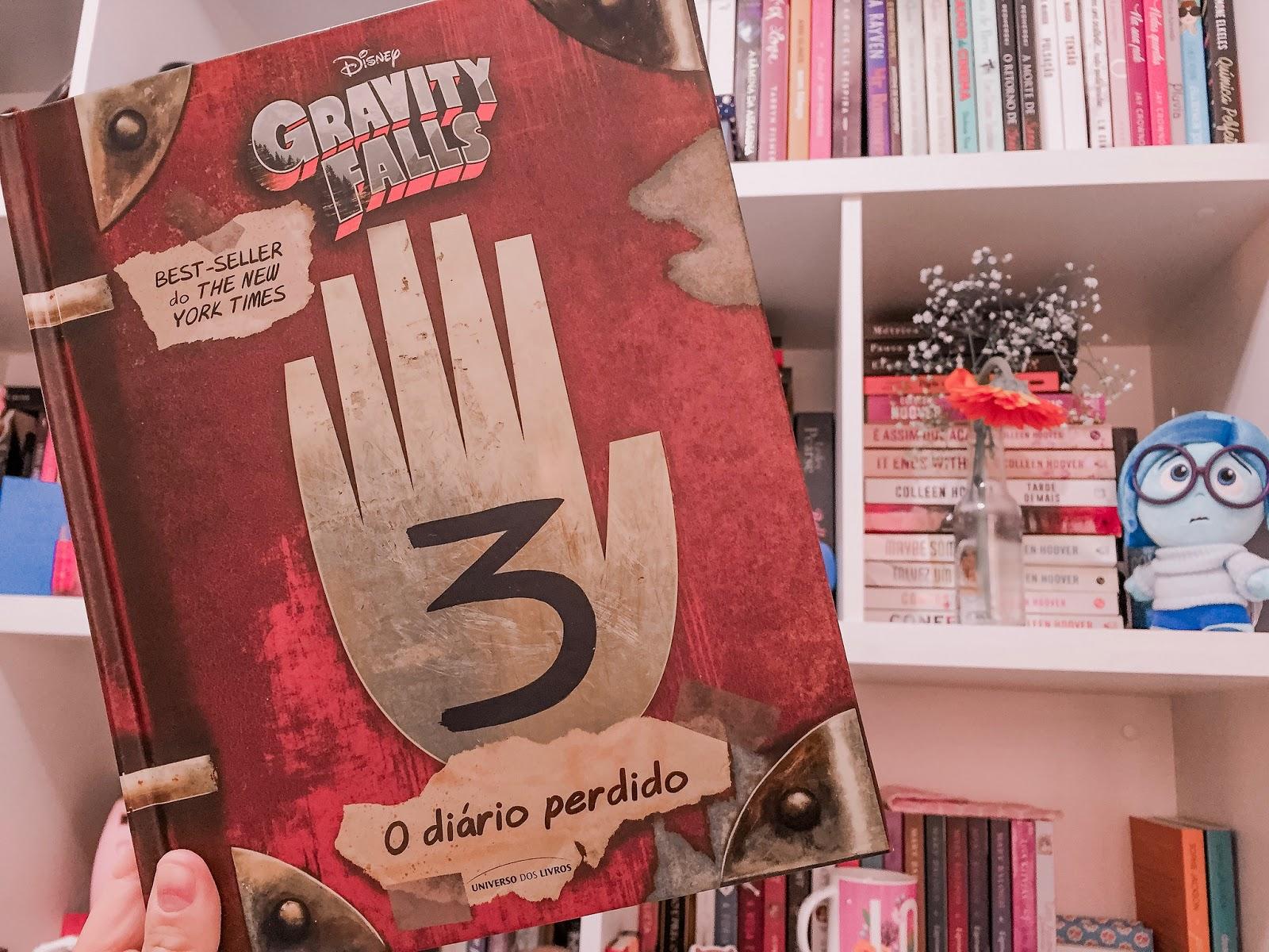Gravity Falls Diario 3 Pdf Descargar Gratis - Libros Favorito