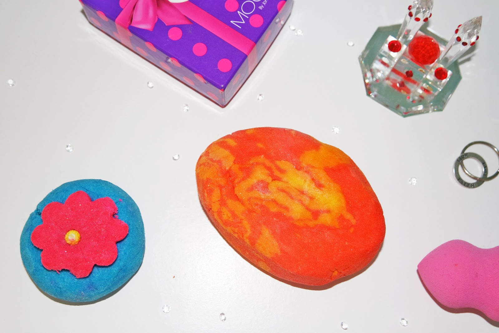 Tashika Bailey | Luxurious Lush Bubble Bars