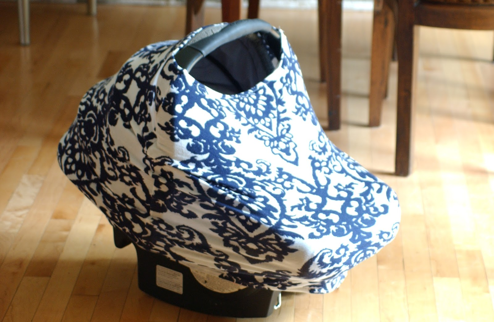Create kids couture stretchy car seat canopy and nursing for Canopy couture
