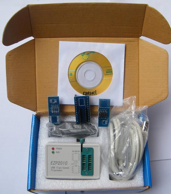 EZP2010 USB SPI High Speed Programmer
