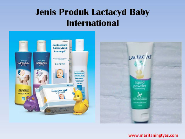 Lactacyd Baby International Products