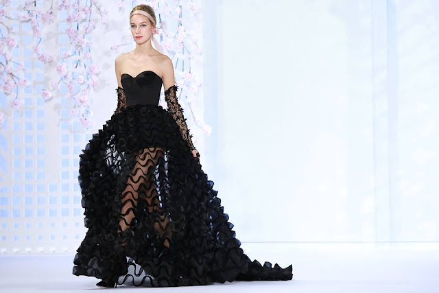 Ralph and Russo Spring 2016 Couture {Cool Chic Style Fashion}
