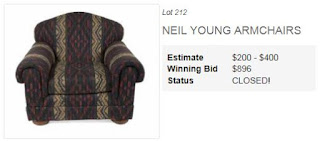 Neil Young Sessel