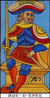 Roi d'épée
