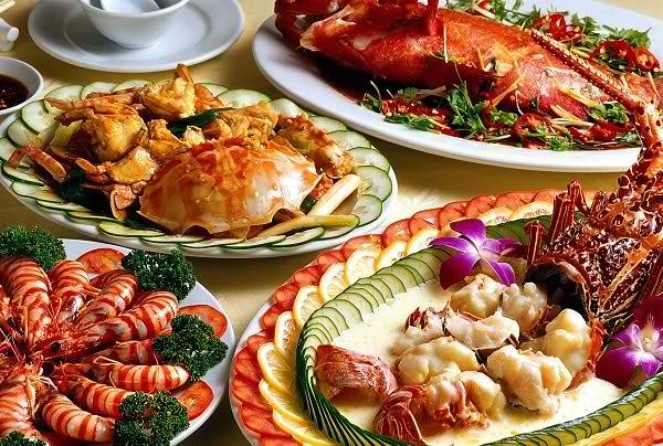 Hải sản là những món ăn dễ gây di ứng