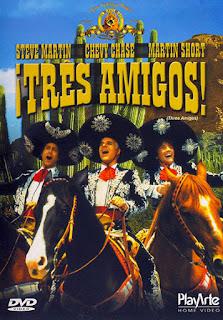 Três Amigos! - DVDRip Dublado