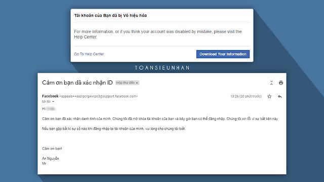 TUT Unlock FAQ 723 Đá mail trắng - Cân SPAM | Toàn Siêu Nhân Blog