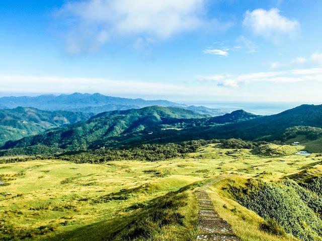 桃源谷 Taoyuan Valley|山、海與無盡大草原