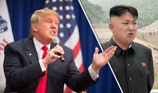 North Korea starting to respect USA – Donald Trump