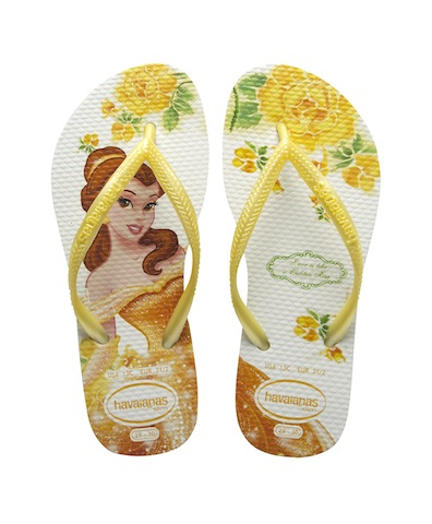 be8d4bfb3a04 ... with Havaianas Kids Top. Enjoy charming renditions of our favorite  storybook princesses Cinderella