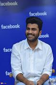 Sharwanand at FB Office-thumbnail-6