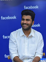 Sharwanand at FB Office-cover-photo