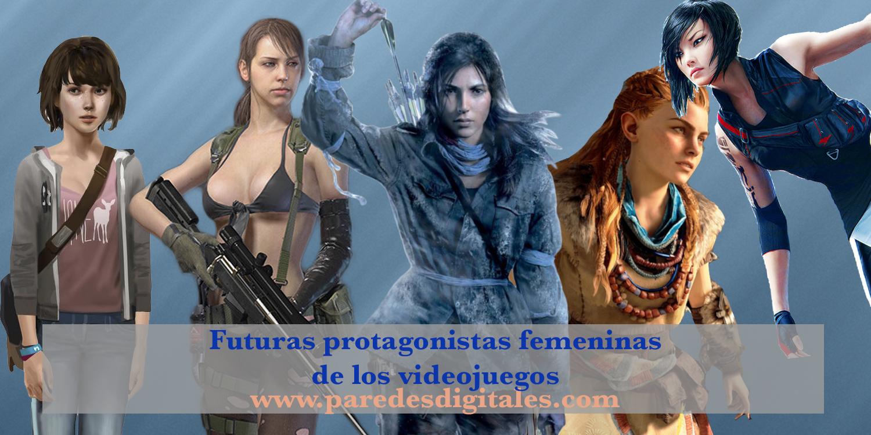 Reportaje Las Futuras Protagonistas Femeninas De Los Videojuegos