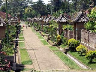 Pembangunan ekonomi desa wisata