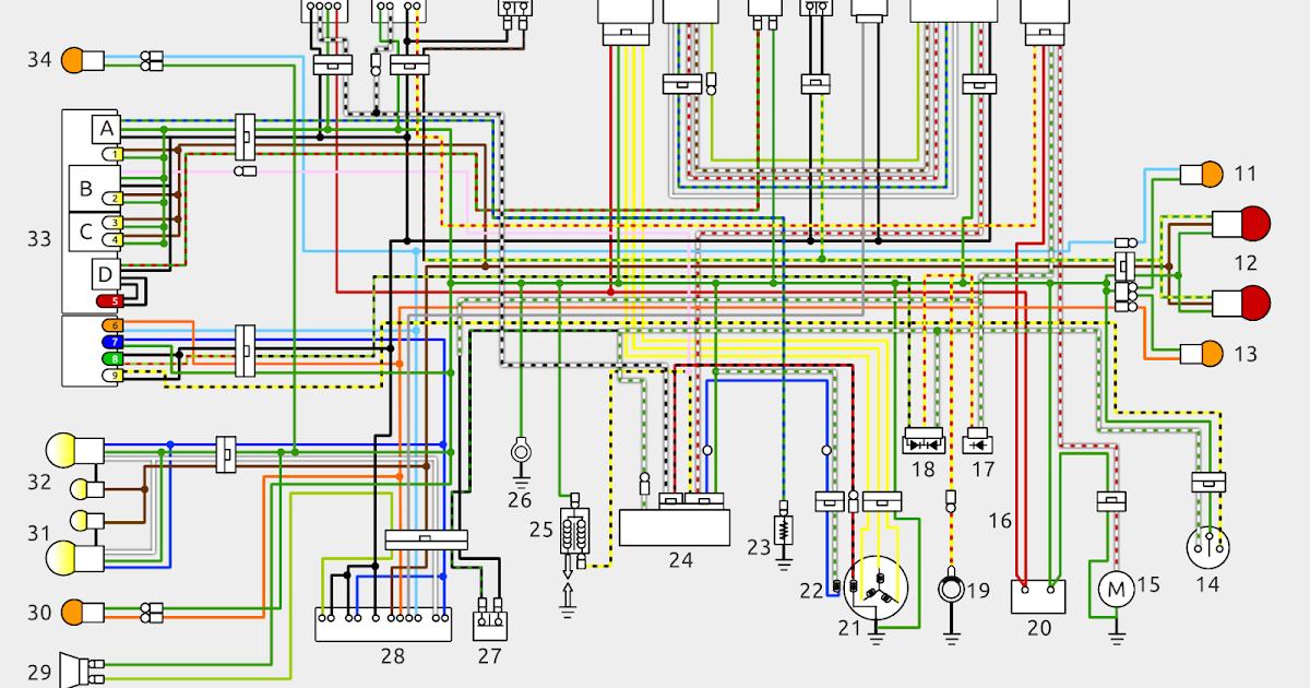 honda cm400 wiring diagram