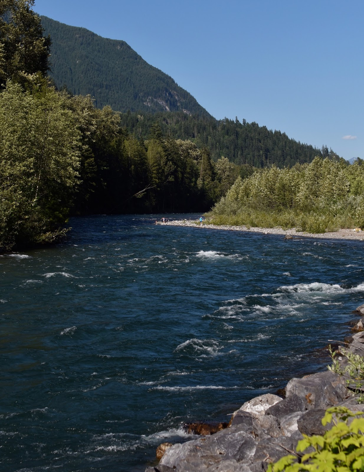 Chilliwack River, Chilliwack, British Columbia, Canada