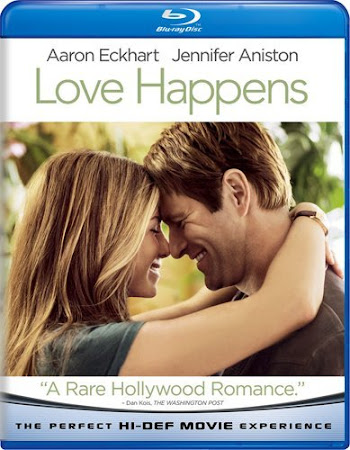 Poster Of Love Happens In Dual Audio Hindi English 300MB Compressed Small Size Pc Movie Free Download Only At worldfree4u.com