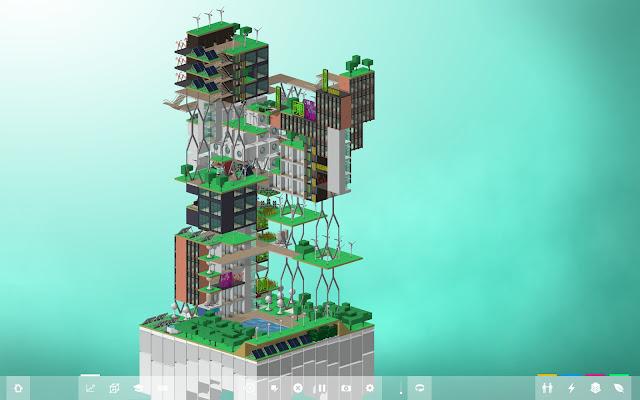 Block'Hood, un juego de construcción con ánimo ecologista