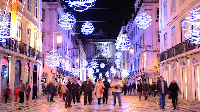 A Different Christmas in Lisbon