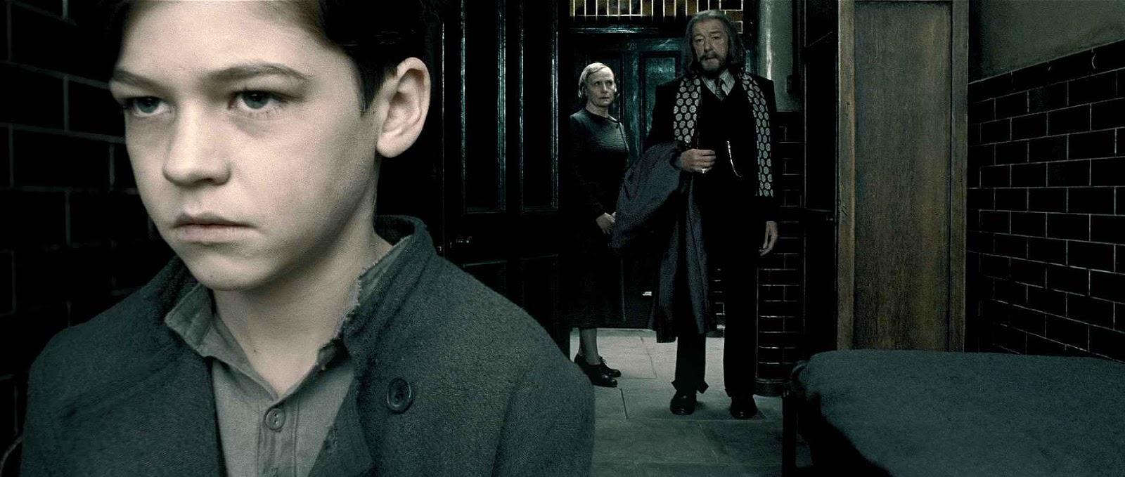 Parte de Harry Potter y El Príncipe Mestizo