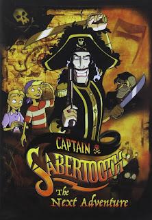 Captain Sabertooth The Next Adventure Film Desene Online
