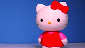 Hello Kitty is not a cat but a girl