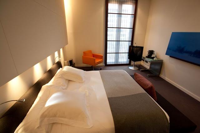 hotel de diseño en barcelona