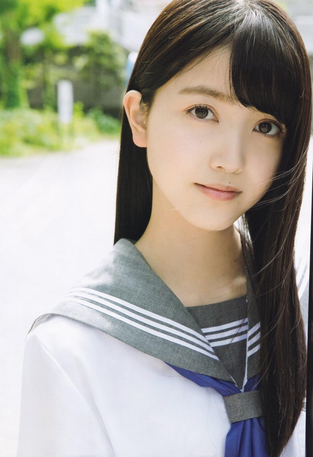 Kubo Shiori 久保史緒里, UTB 2017.09 (アップトゥボーイ 2017年09月号)