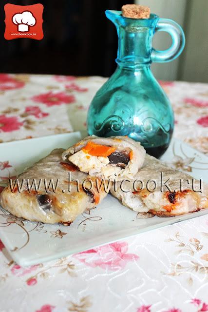 рецепт вьетнамских блинчиков с фото