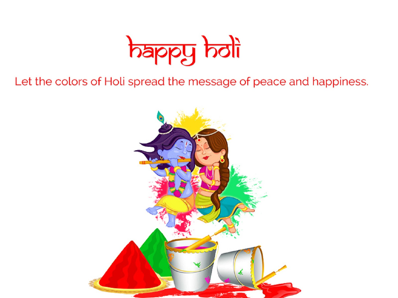 Happy Holi 2019 Wishes SMS, Messages For Whatsapp and Facebook