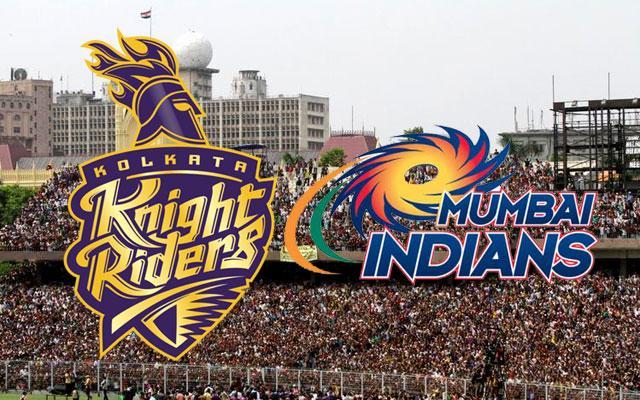 KKR vs Mumabi Indians Live Scores
