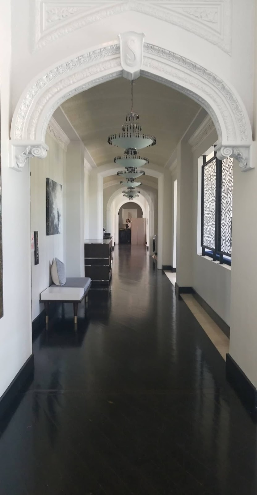 My stay at the historic, Art Deco hotel, located in uptown Dallas