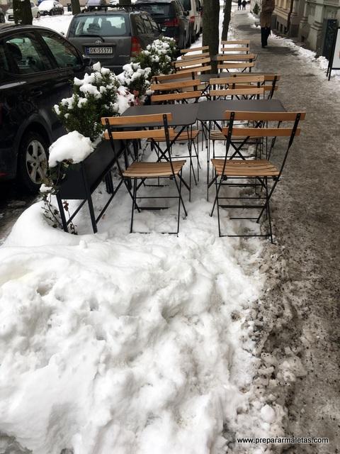 paseando por Oslo