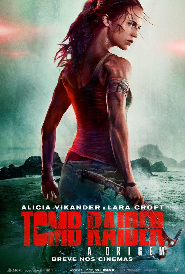 Tomb Raider A Origem