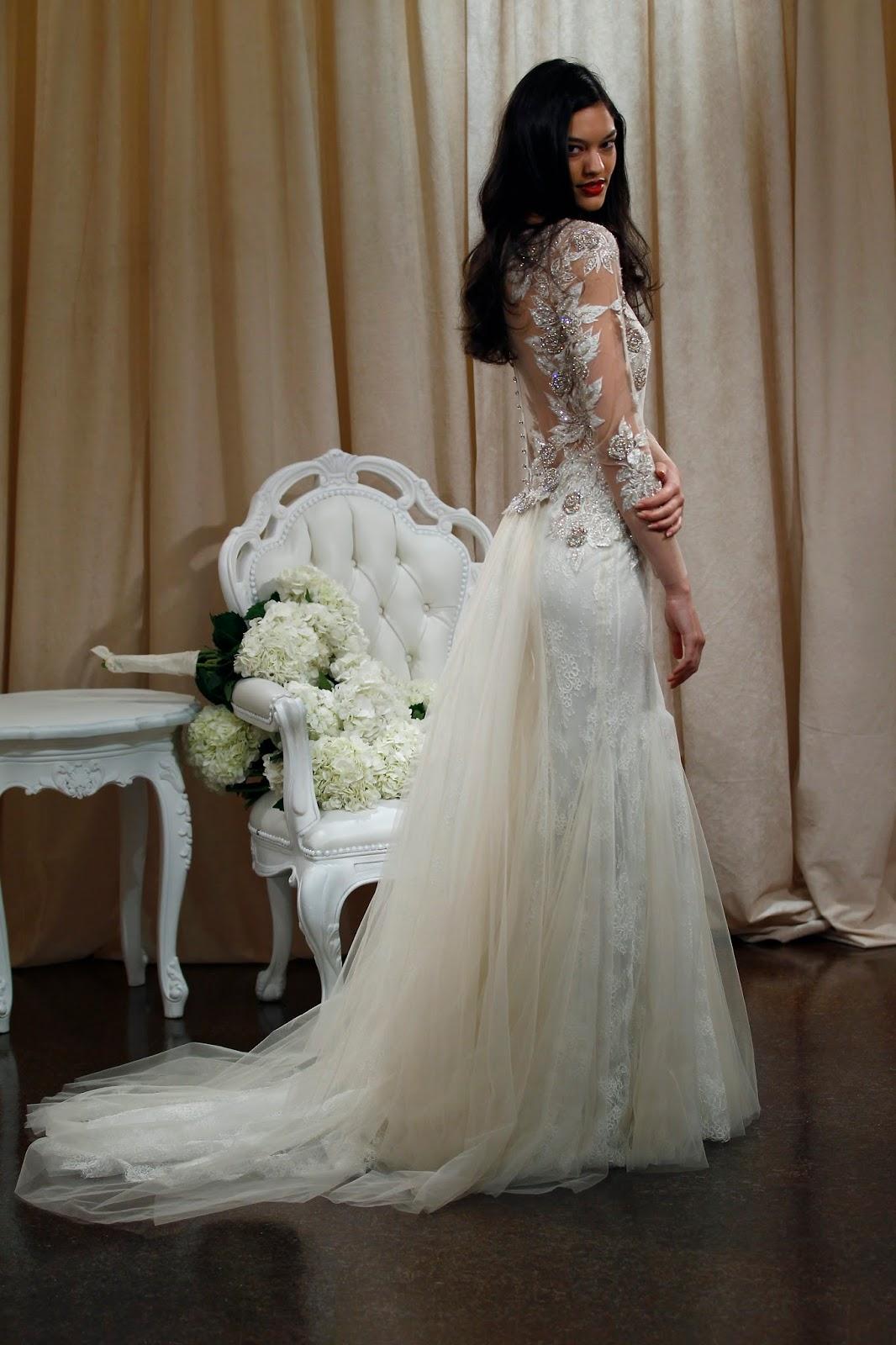 Badgley Mischka Wedding Dresses 2016