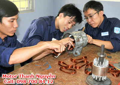 Nơi chuyên sữa chữa motor uy tín, tin cậy nhất tại Sài Gòn