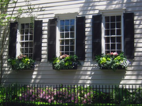 The List By Audrey 6 Window Boxes