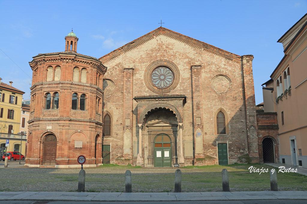 Iglesia de San Lucas yTemplete de Cristo Resucitado de Cremona