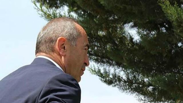 Ordenan liberar al ex presidente Kocharyan
