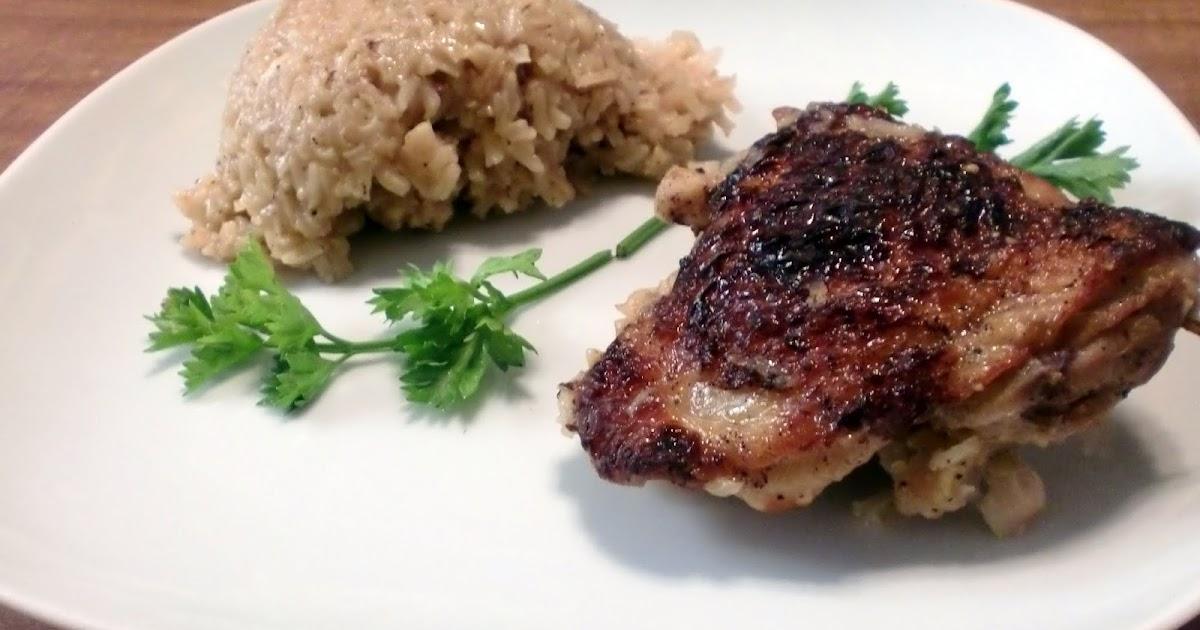 America S Test Kitchen Rosemary Citrus Chicken