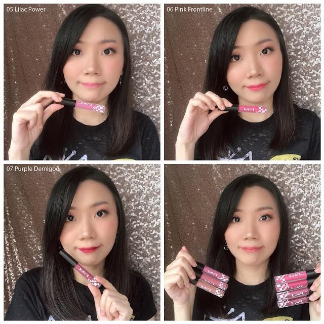 PAC Satin Lip Cream