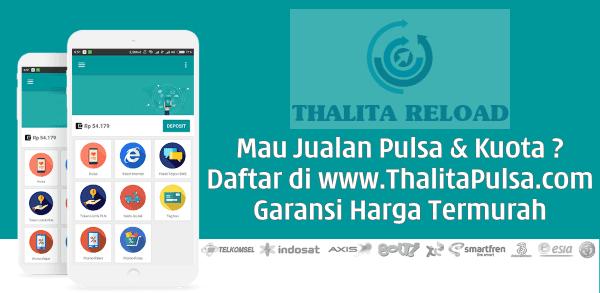 ThalitaPulsa.com CV Sinar Surya Suryandaru Cara Memulai Bisnis Jual Kuota Data Internet Termurah Semarang Solo Yogyakarta Jawa Tengah Saat Ini