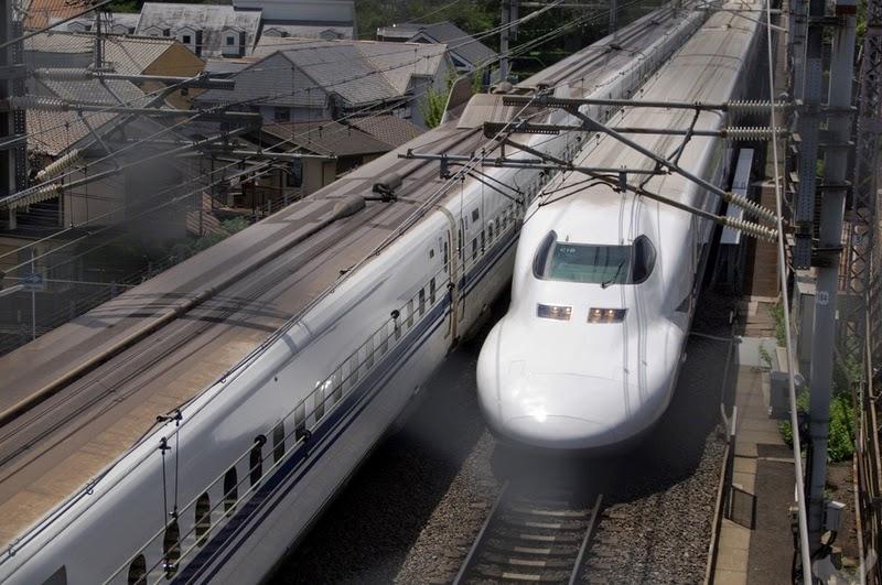 200 MPH Houston-Dallas Bullet Train Planned