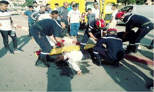 سائق متهور يدهس عامل بسوق الخضر ويرديه قتيلا بالشلف