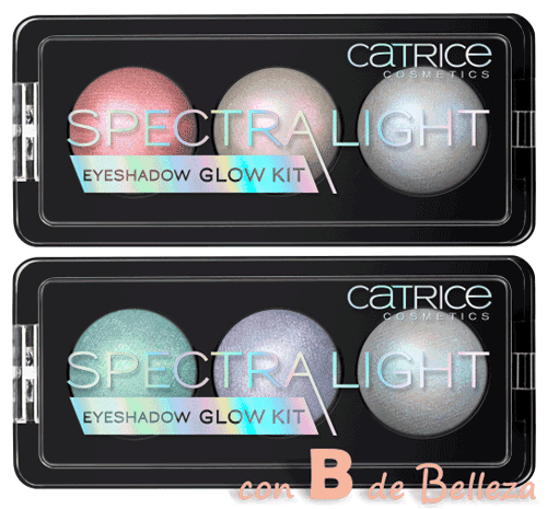 Spectar light Eyeshadow glow