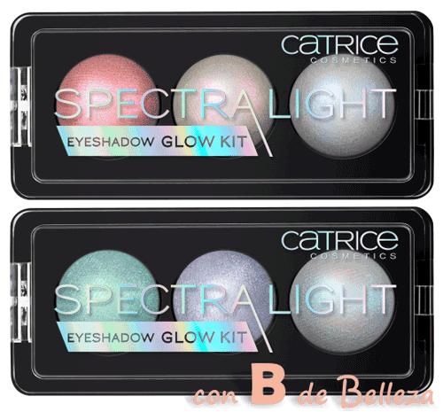 Spectar light Eyeshadow glow