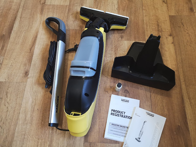 Karcher fc5 out of the box